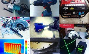 Выбор строительного оборудования