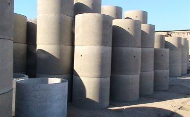 Железобетонные колодцы в загородном строительстве.