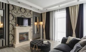 Красивые и уютные шторы в квартире